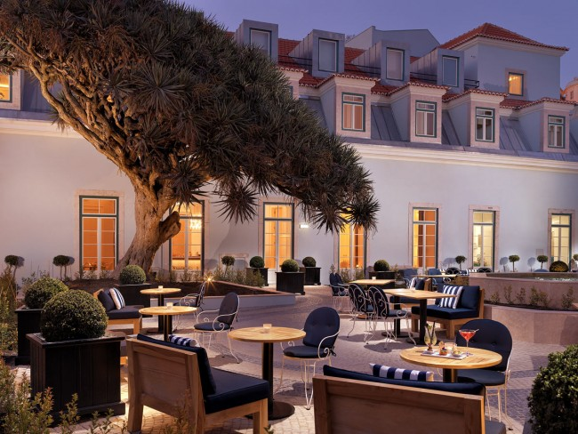 The One Palacio Anunciado, 5 star hotel, Lisbon