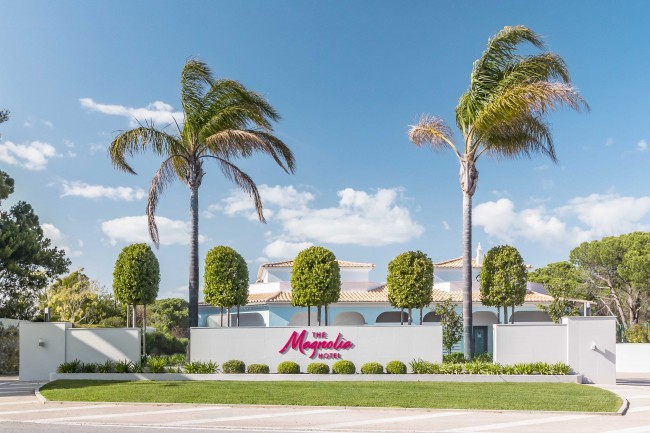 The Magnolia hotel Quinta do Lago, Almancil, Algarve