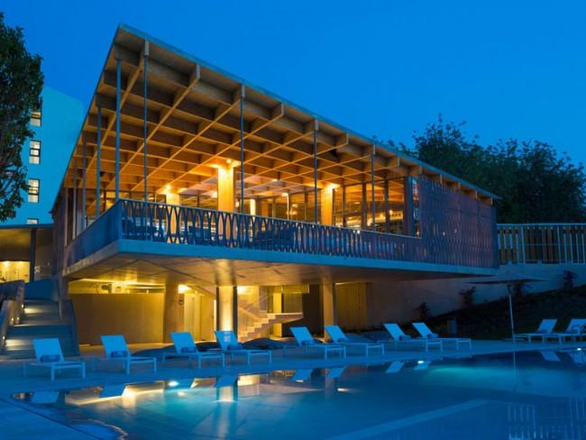 Ozadi Tavira Hotel, Algarve
