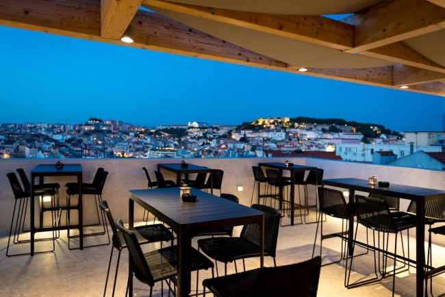 Lux Pessoa, 4 star boutiqe hotel, Lisbon