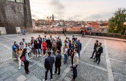 City challenges team building in Portugal