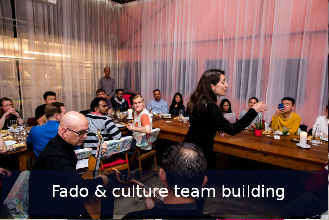Go Discover Fado challenges Team building