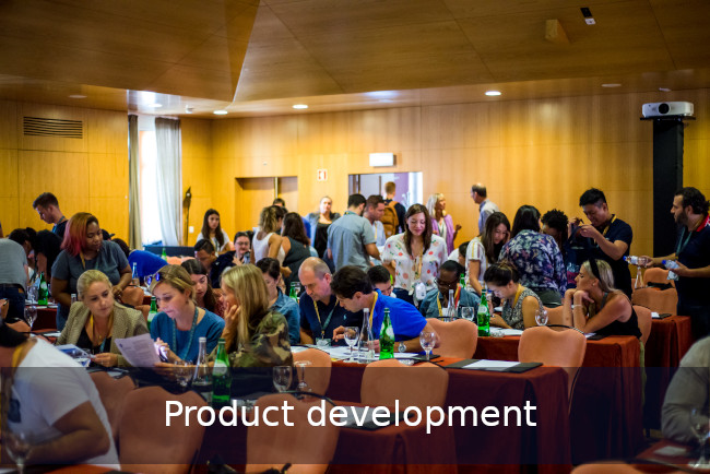 Go Discover Product development Team building
