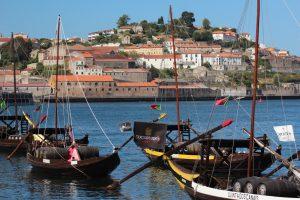 Port wine, Rabelo boats, food and art in Vila Nova de Gaia