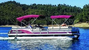 Boat tours and boat rentals, Castelo do Bode lake