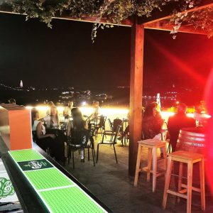The View Rooftop venue