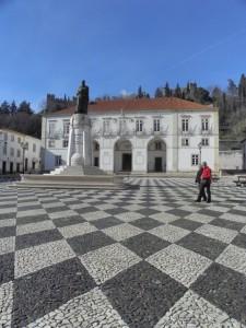 17th century Municipality, praça da República, Tomar