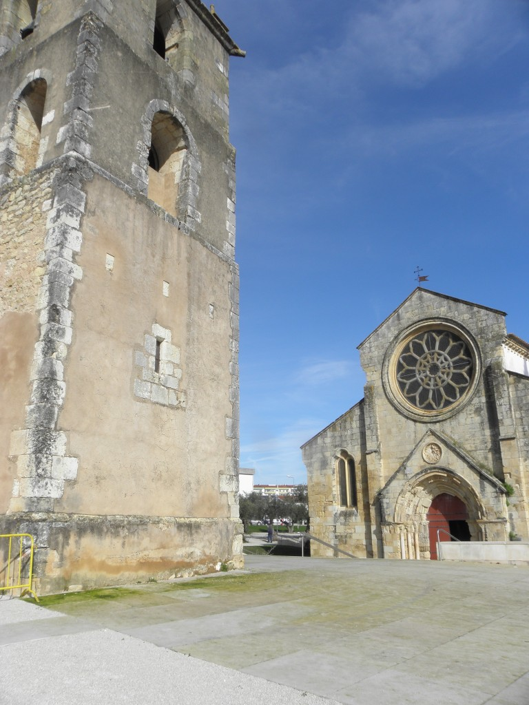 Church of Santa Maria do Olival, Tomar